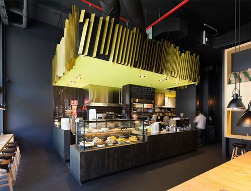 11 Inch Pizzeria By Zwei Interiors And Architecture, Melbourne Hotels And  Restaurants