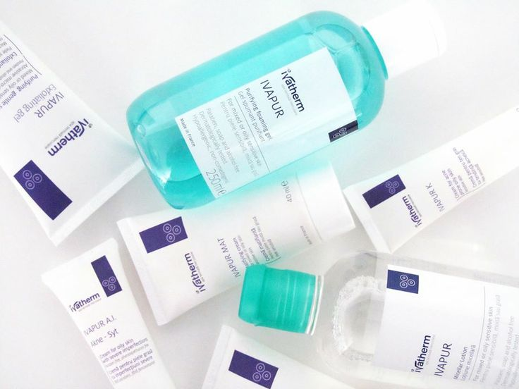 efficient care for mixed/oily skin