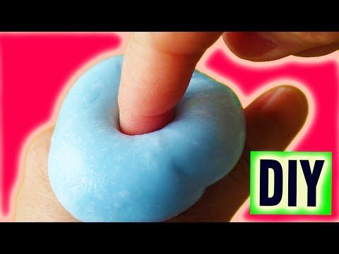 How To Make Non Sticky Slime Without Borax! Only 3 Ingredients! by Bum Bum Surprise Toys - YouTube