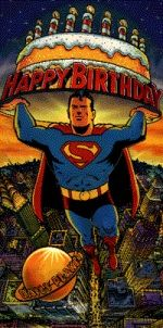 February 29 2016: DC Comics Celebrates Superman's Birthday