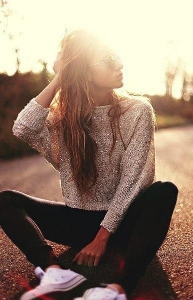 lovely sweater :D