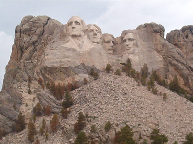 Mt. Rushmore, S.D.