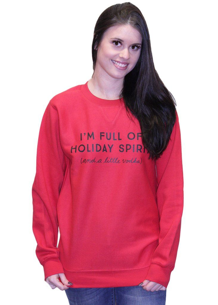 TBH 'Holiday Spirit' Sweater