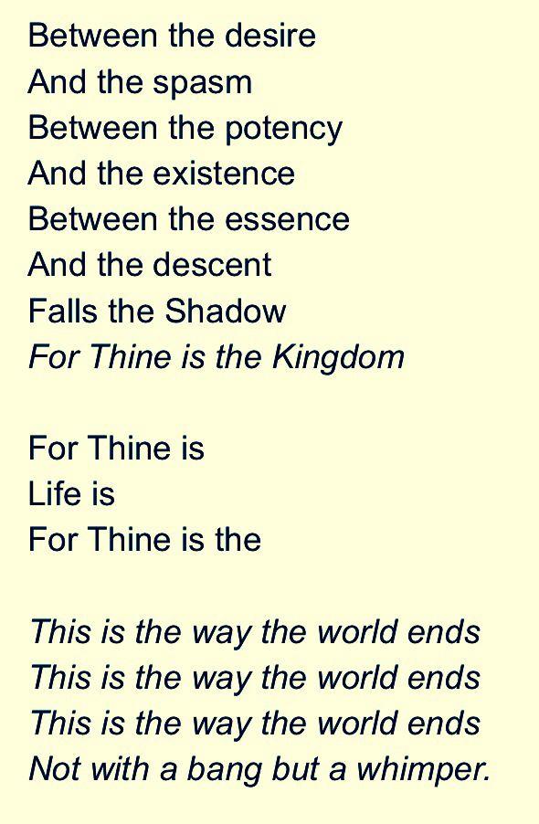 Poetry's invisible genius