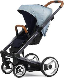 Mama i dzieciak: Wózek - czyli jak wybieraliśmy między Mutsy evo i igo