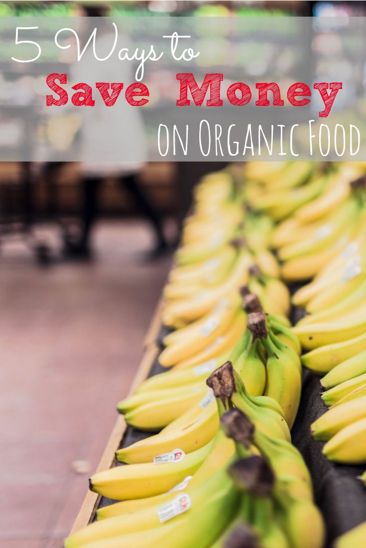 Healthy, natural, and organic food doesn't have to cost a ton of money. These…
