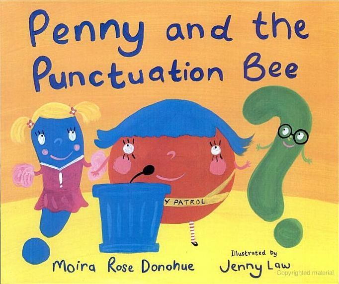Great book for teaching punctuation                              …