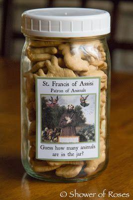 St. Francis Activity
