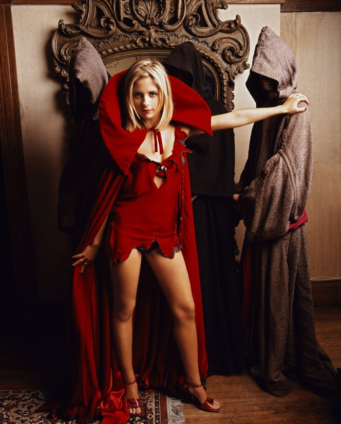 Buffy Summers - Sarah Michelle Gellar - Buffy the Vampire Slayer 1996-2003