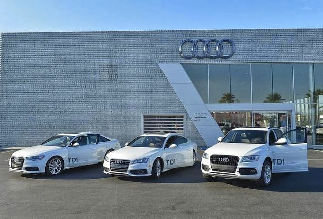 What's the Big Deal About Audi TDI?