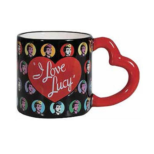 I Love Lucy Pop Art 14 oz. Mug - Westland Giftware - I Love Lucy - Mugs at Entertainment Earth