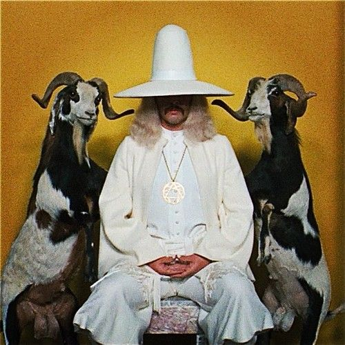The Holy Mountain (Alejandro Jodorowsky, 1973)