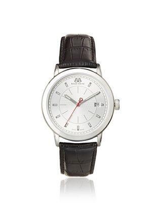 88 RUE DU RHONE Men's 87WA120027 Double 8 Origin Black/Silver Watch