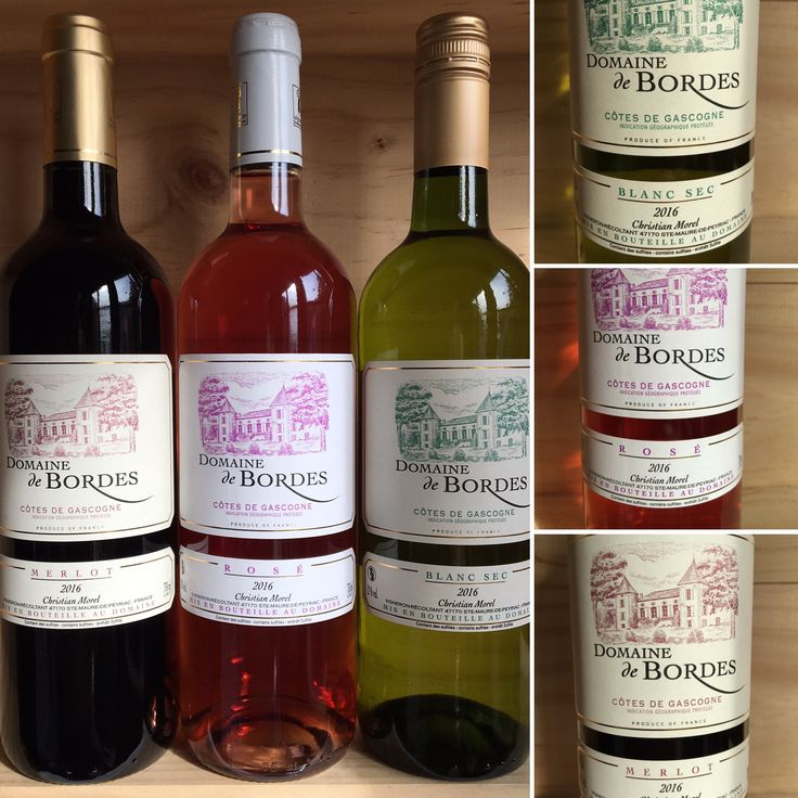 Come and taste the 2016 vintages of Domaine de Bordes this Saturday between 12 noon and 2pm