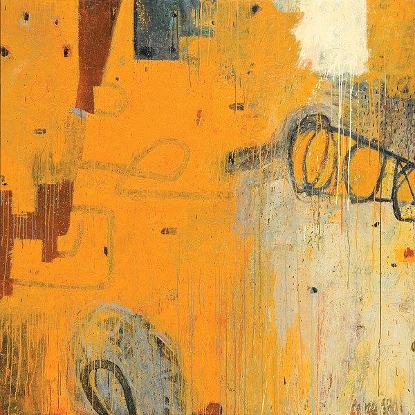 I fell in love with Kevin Tolman's work at the Karan Ruhlen Gallery in Santa Fe around 2002.