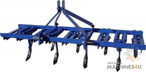 Terra-mach Spring Tyne Cultivator Medium Duty - http://www.machines4u.com.au/browse/Farm-Machinery/Planting-Seeding-Tillage-194/