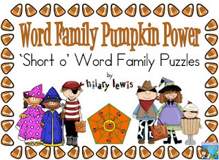 free word family pumpkin puzzles: Short, Pumpkin, Word Families, Word Family, Teaching Ideas, School Stuff, Word Work, School Ideas, Family Puzzles