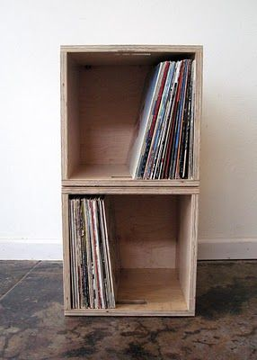 Vinyl Crate