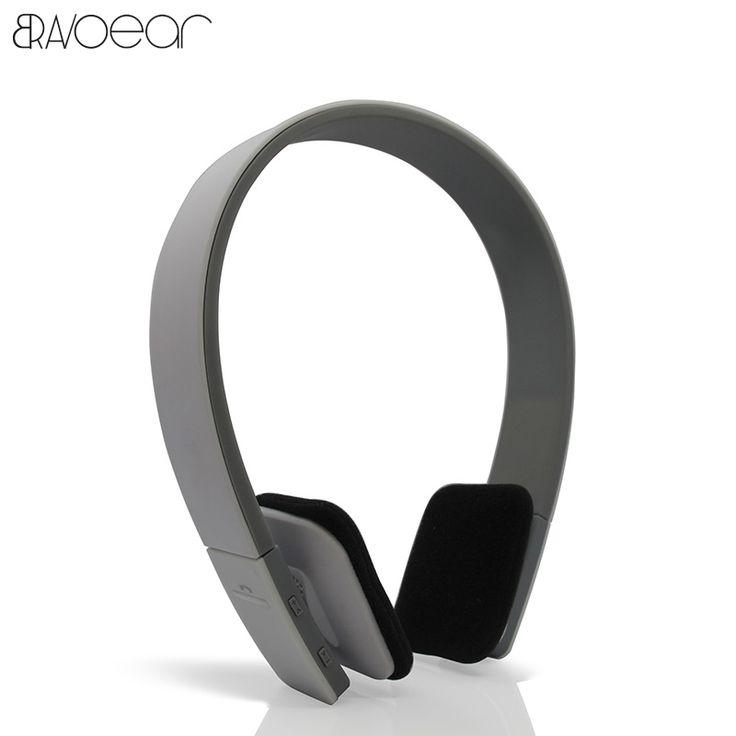 BRAVOear Wireless Headphones Bluetooth Headset Stereo Foldable Sport Earphone Microphone headset bluetooth earphone YHBT1919  EUR 14.37  Meer informatie  http://ift.tt/2tLi9Ih #aliexpress