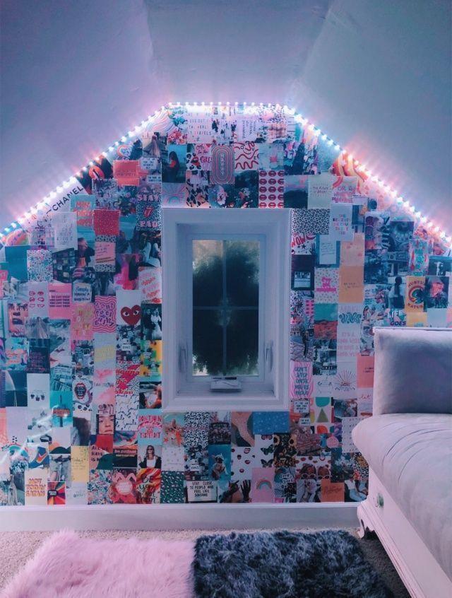 Grunge Aesthetic Wallpaper Love Grunge Aesthetic Wallpaper Love In 2020 Neon Room Aesthetic Room Decor Room Ideas Bedroom