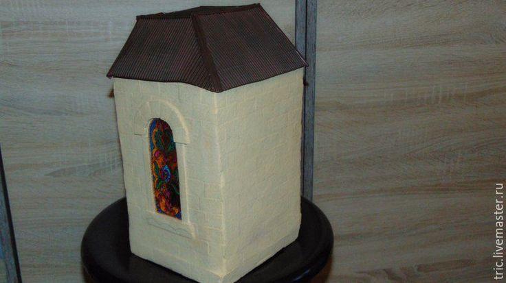 Купить Румбокс замок. - коллекционная миниатюра, кукольная миниатюра, миниатюра 1 12, кукольный дом