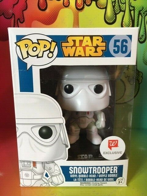 Snowtrooper56 Funko PopStar Wars Exclusive Walgreens 54jq3ALR