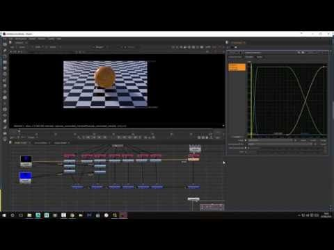 Renderman con Nuke. Composición Canales Parte 02 de 02 - YouTube