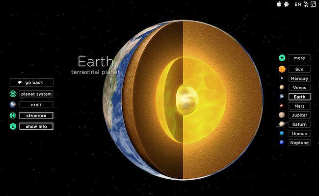 solar system scope italiano - photo #46