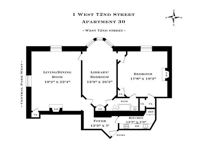 1 West 72nd Street 30 In Upper West Side Manhattan Streeteasy Upper West Side Building