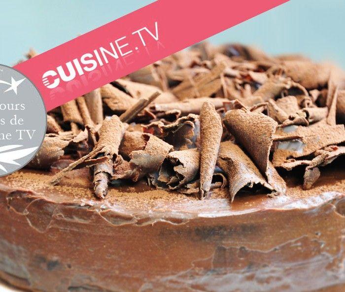 Choco-Choc, le gâteau 100% chocolat qui rend accro !