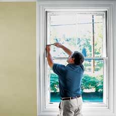 Save That Sash- Repairing original windows is not only cost effective, but studies have shown that original window sashing that are in good repair are as energy efficient as new replacement windows.