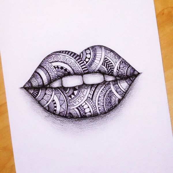 40 Cool and Simple Drawings Ideas To Kill Time , Cartoon