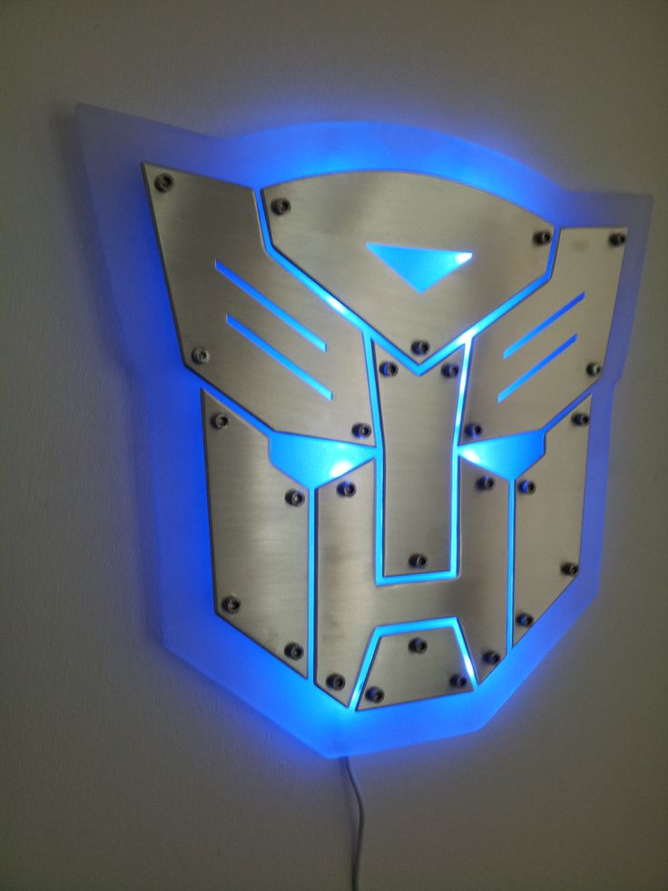 Autobots, nightlight, transformers.