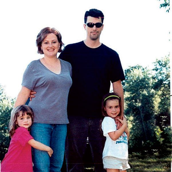 Jessica Stevens lost weight to keep up with her energetic kids