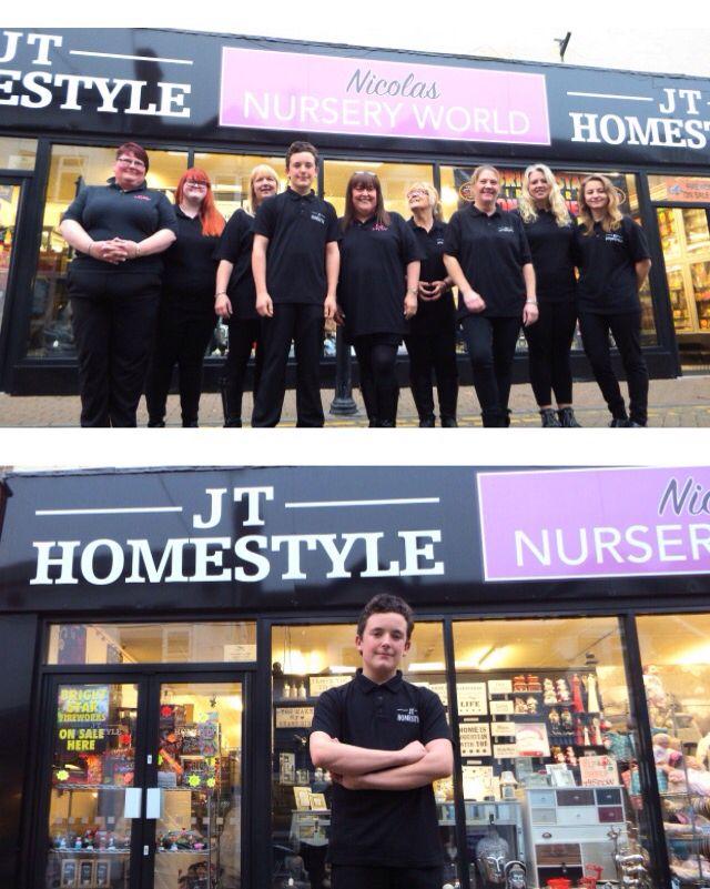 The team at JTHomestyle & Nicolas Nursery World