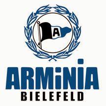 Arminia Bielfeld of Germany crest.