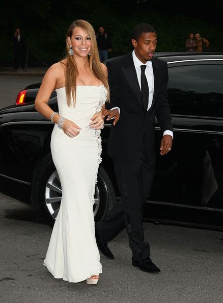 Mariah Carey Photos Singer And Actor Nick Cannon Arrive At The 2009 Fresh