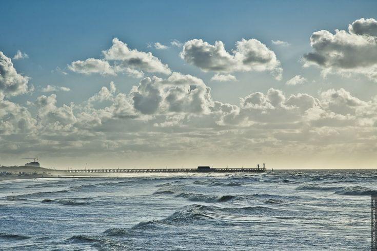 Бельгия, Северное море.