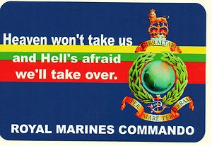 Royal Marine Commandos
