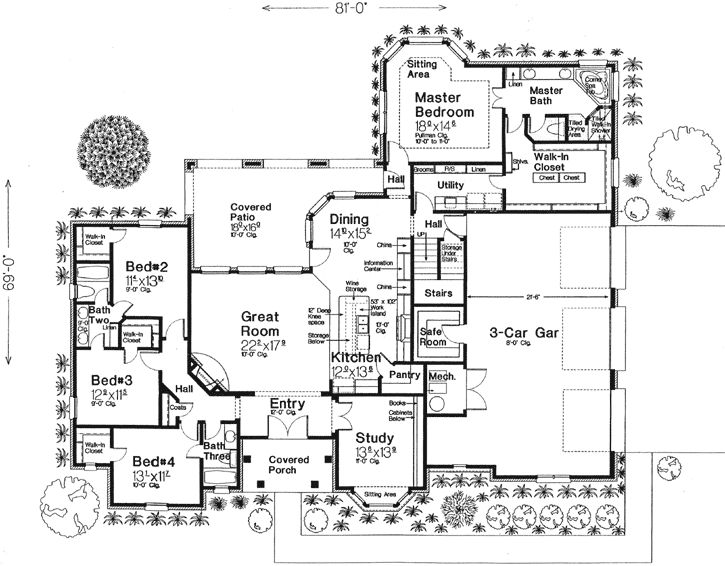 1000 Images About House Plans For One Day On
