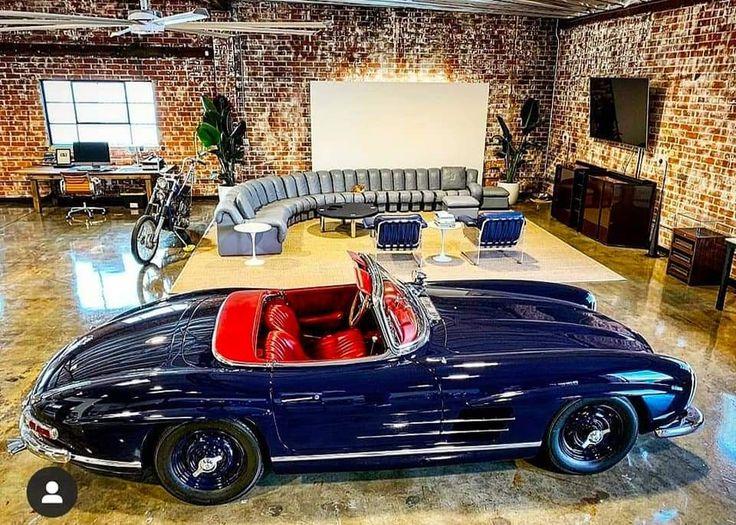 Pin de Jacques Quartiero em Garagem para carros em 2020