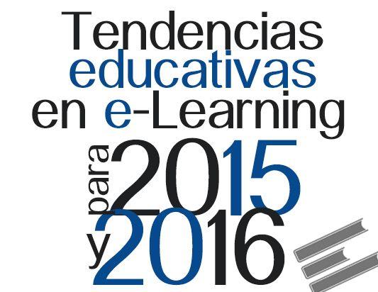 tendencias educativas 2015-2016