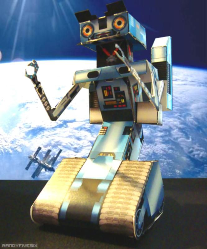 Johnny 5  is a robot  from the 1986 film Short Circuit  and its  1988 sequel, Short Circuit 2 . Johnny 5  was originally made for  militar...