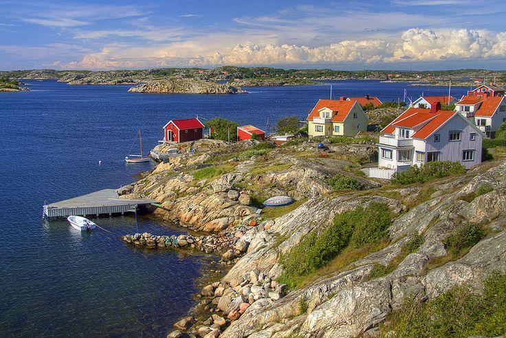 Styrsö Island