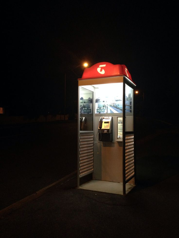 The pay phone. This one is out front of our shop and used all the time. But I cannot think of another one in our area.