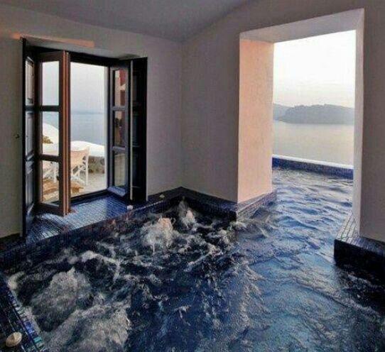 26 best Hot Tub images on Pinterest | Indoor hot tubs, Hot tub ...