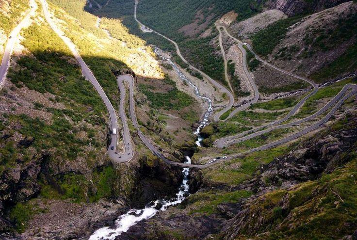 Eén van de mooiste routes ter wereld: Geiranger - Trollstigen (Foto: Lost in Norvana, Michelle van Rossenberg) Vakantieboulevard.nl, verrassend andere reizen