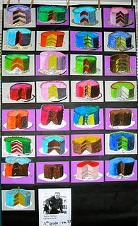 tint shades wayne thiebaud....makes a great poster for benefits if you can get it made with all their work, framed, etc.  Did it with my school, wonderful.