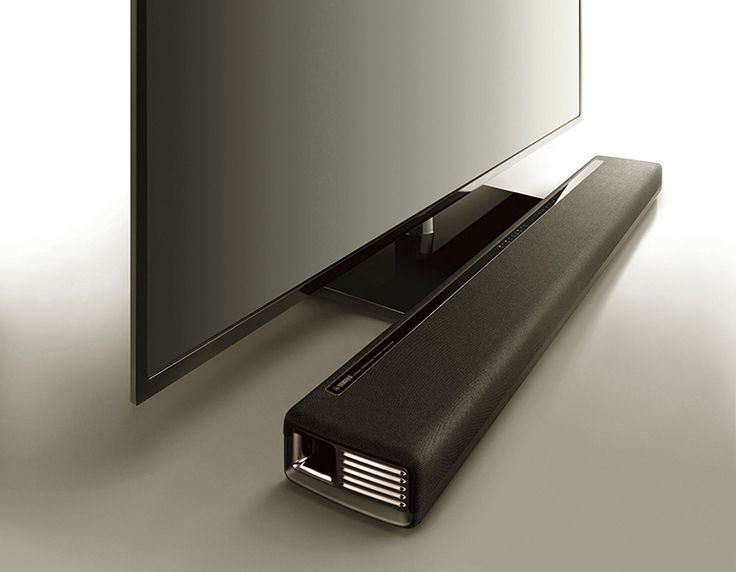 Yamaha YAS-706 Sound Bar - Design