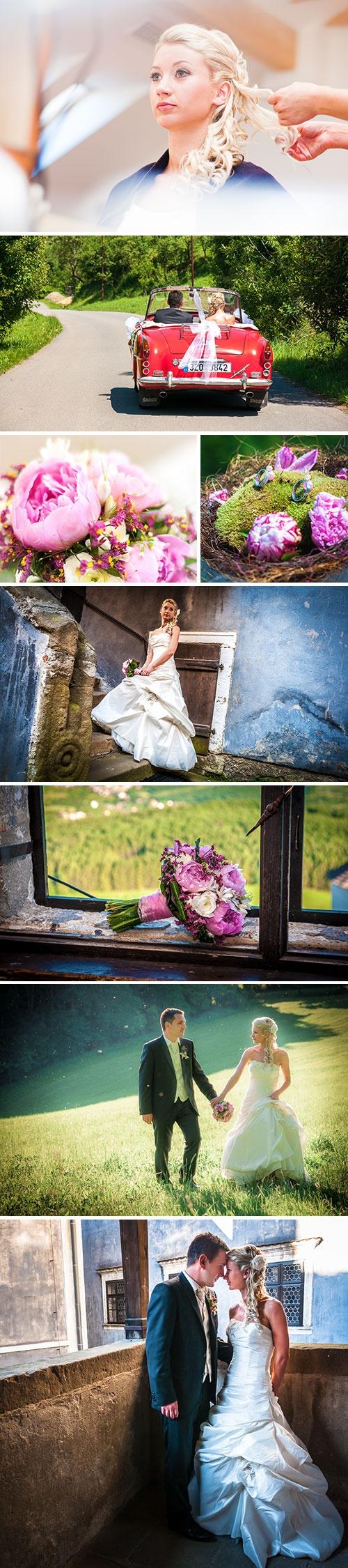 Tom & Michaela wedding, for full album please visit http://martinkup.cz/fotografie/svatba-misa-a-tom-06-2012/ #wedding #castle #flower #groom #bride